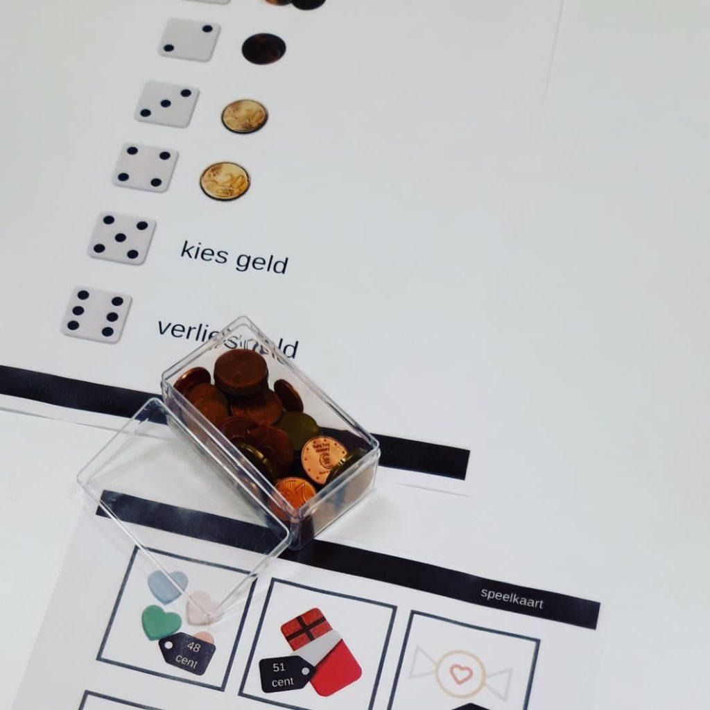 Dobbelspel geld - spel 3