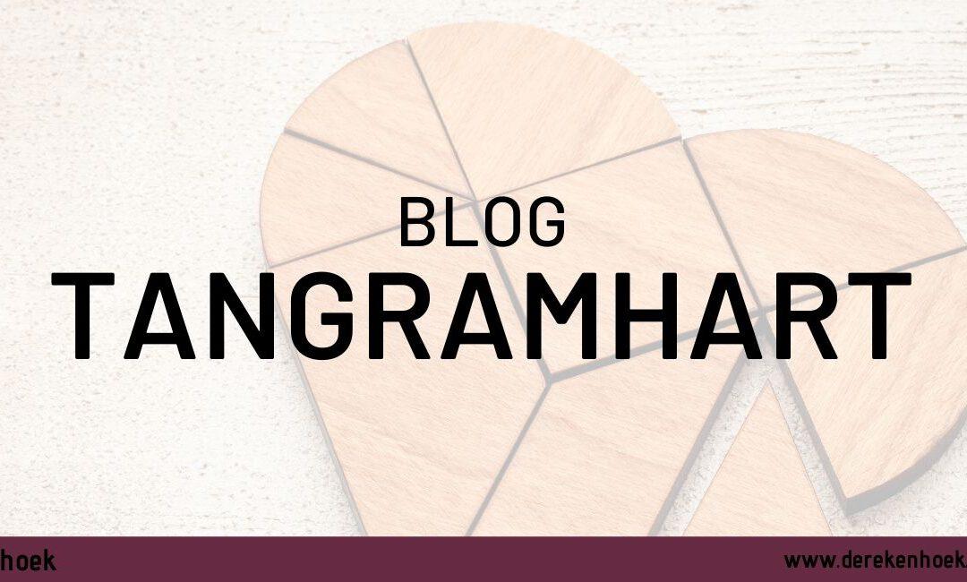 Tangram hart