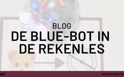 Blue-bot in de rekenles
