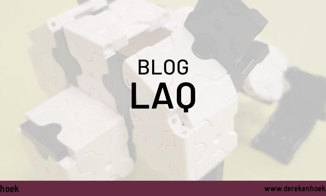 Constructiemateriaal: LaQ