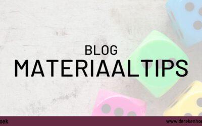 Materiaal tips