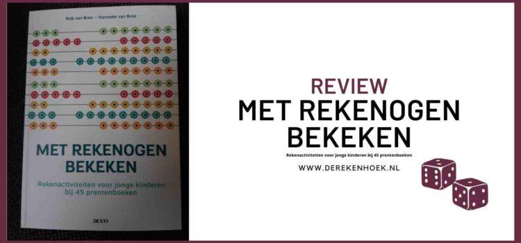 Review: Met rekenogen bekeken