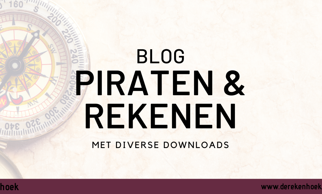 Piraten en rekenen